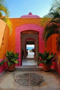 Colors of Mexico!