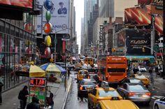 Un diario de aventuras en Nueva York: una guía por Midtown Manhattan.