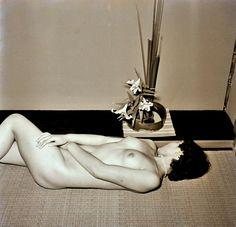 Kansuke Yamamoto 1956. ©Toshio Yamamoto