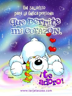 Spanish Greetings, Peace And Love, My Love, Quotes En Espanol, Cute Messages, Love Phrases, Paper Book, Some Quotes, Good Morning Quotes