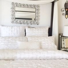 We have to say, @oliamajd makes our Sophia Bedding look simply stunning!