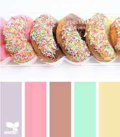 How to use pictures on Pinterest for color inspiration and palettes