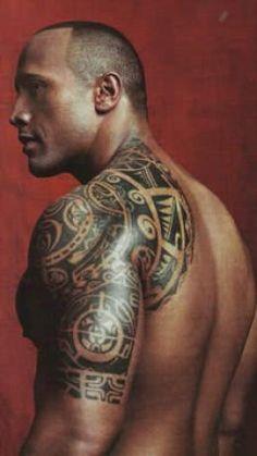 joli modèle de tatouage maori