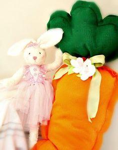 DIY Oster Kissen selbst machen