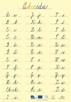 Montessori, Alphabet, Education, Math, Learning, School, Cursive Calligraphy, Alpha Bet, Math Resources
