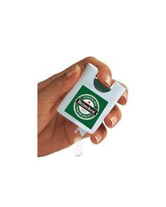 Dosificador de caramelos personalizado