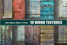 Check out OLD GRUNGE WOOD TEXTURE BACKGROUND by Area on Creative Market