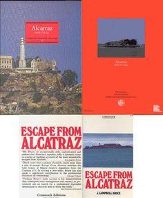 GRITTY ESCAPE ATTEMPTS  + 2ND BOOK ALCATRAZ ISLAND OF CHANGE