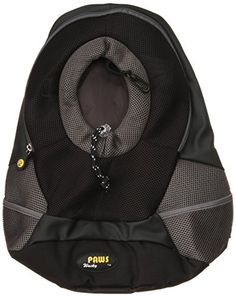 Dog Backpacks - Crazy Paws  Pet Backpack Large Black * Check out this great product. (This is an Amazon affiliate link)