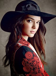 Kendall Jenner by Patrick Demarchelier: US VOGUE DECEMBER 2014