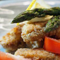 Fisk – meglerfru1 Meat, Chicken, Ethnic Recipes, Cubs
