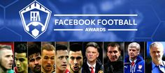 Arsenal win big at Facebook Football Awards