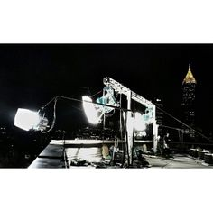 Next up in our Shoutout Series is a great shot from our Instagram buddy charroldjr from his work on Atlanta rooftops on the set of Fast and Furious 7: http://www.motionpicturelightingandgrip.com/uncategorized/shoutout-series/  #onset #setlife #filmlife #filmmaking #arri #mplg #motionpicturelighting #motionpicture #motionpicturelightingandgrip #fastandfurious7