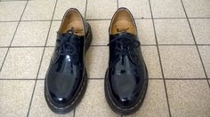Paire de chaussure noire Dr Martens