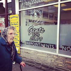 Check out this entry in our #WhyILoveYorkshire competition  Photo caption: £3.99 for a trim!!