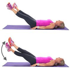 Slim down the thighs: Pick 4. Do 3x sets each |Caryle|