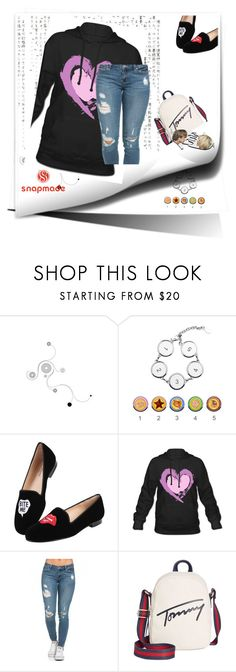 """""""SNAPMADE 20"""" by azrahadzic ❤ liked on Polyvore featuring Jon Josef, Tommy Hilfiger and snapmade"""