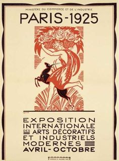 Paris Art Expo 1925
