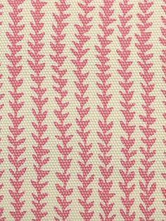 DecoratorsBest - Detail1 - D 42295-4 - Stripe W Patter - Pink - Fabrics -