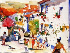 Charles Reid,Watercolor Secrets - Bing Images