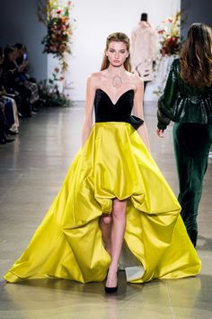 Bibhu Mohapatra Fall 2019 Ready-to-Wear Fashion Show Collection: See the complete Bibhu Mohapatra Fall 2019 Ready-to-Wear collection. Look 41