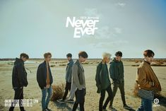 Never Ever Concept Photo - GOT7