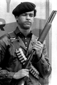 The one and only Huey P Newton.                                                                                                                                                                                 More