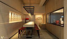 paula gusmão arquitetura _ zio pizza (parceria com a Salles Arquitetura) _ interior www.paulagusmao.com