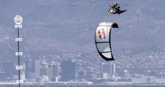 Kiteboarders will dominate the Cape Town skies again for the third year running as the Red Bull King of the Air takes over Big Bay from 31 Jan - 15 Feb Red Bull, Big Bay, Sup Surf, Water Photography, Big Waves, Paddle Boarding, Cape Town, Air, Things To Come