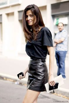 Leather Skirts You'll Wear Forever