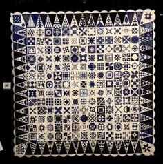 Hungarian blue-dyed quilts keep tradition alive