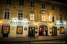 Things to do in Vienna: The 7 stars brewery