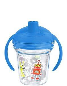 Beep Boop Robot Tervis Sippy Cup from www.underthecarolinamoon.com