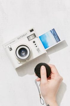 Shop Lomography Lomo'Instant Automat Camera at Urban Outfitters today. We carry all the latest styles, colors and brands for you to choose from right here.