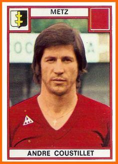 Old School Panini: FC METZ 1976