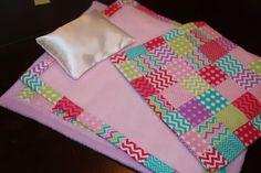 Lyndi's Projects: Baby Doll Blankets