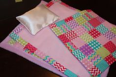 Lyndi's Projects: Baby Doll Blankets