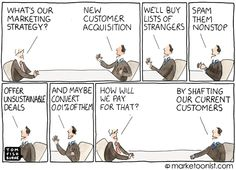 Don't Put Customer Acquisition Over Retention - Excel at Customer Retention, Win at Social Media