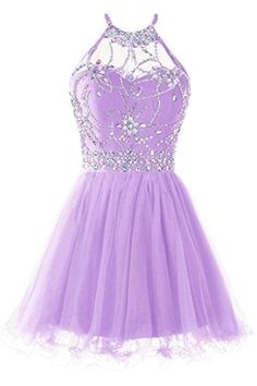 Musever Women's Halter Short Homecoming Dress Beading Tul... https://www.amazon.com/dp/B01M0J7ZY0/ref=cm_sw_r_pi_dp_x_it1Syb6SCXB30