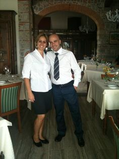 Mulino di Firenze - Veruska and Aldo