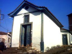 Pitanguy, Minas Gerais - Brasil Capela do Bom Jesus Data