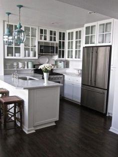 39 Inspiring White Kitchen Design Ideas