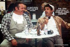 Benito y Manolo, encargados de reformar la Constitución