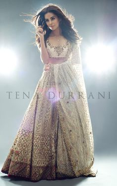 Naurattan (B47) Book an Appointment: www.tenadurrani.com/naurattan-2 For queries, orders and appointments inbox us, email at info@tenadurrani.com or contact +92 321 232 4600. #tenadurrani #designerwear #shopnow #Omorose #FPW15 #bridals #weddings #pakistaniweddings #brides #weddingwear #Swarovski #crystals