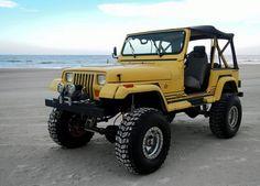 Jeep Suv, Jeep Truck, Jeep Wrangler Yj, Summer Aesthetic, 4x4, Monster Trucks, Country Boys, Lifted Trucks, Vroom Vroom