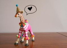 Party Animals for Birthday Decorations or Cake Toppers!