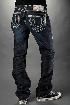 Men's True Religion Jeans... I looove TR jeans, they look excellent