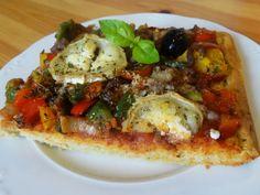 Recette Paléo : pizza Paléo sans gluten super facile à faire !