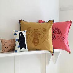 "Talo Interiors auf Instagram: ""Wednesday cushion C R U S H  @mimilouparis | available online now  www.talointeriors.com.au #kidsroom #kidsdecor #cushions #talointeriors"""