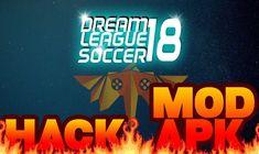 Dream League Soccer 2018 Mod APK and Coins Hack | ROG